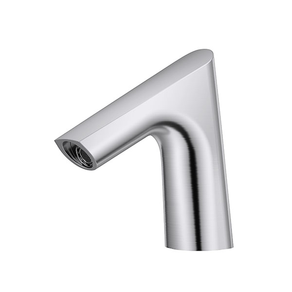 Bathroom Faucet With Sensor In The Spout