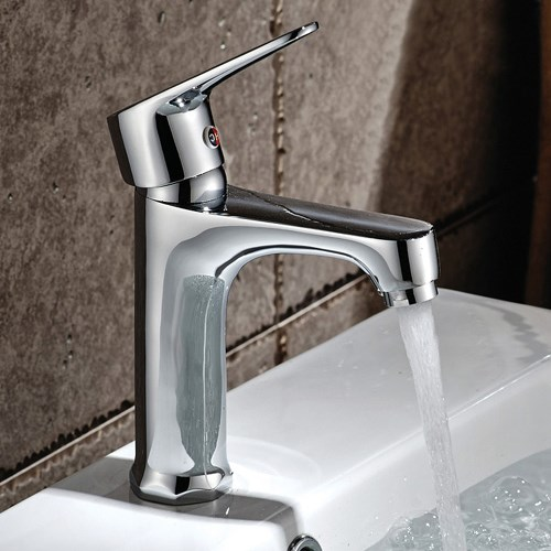 Brass Chrome Plating Basin Faucet 0611