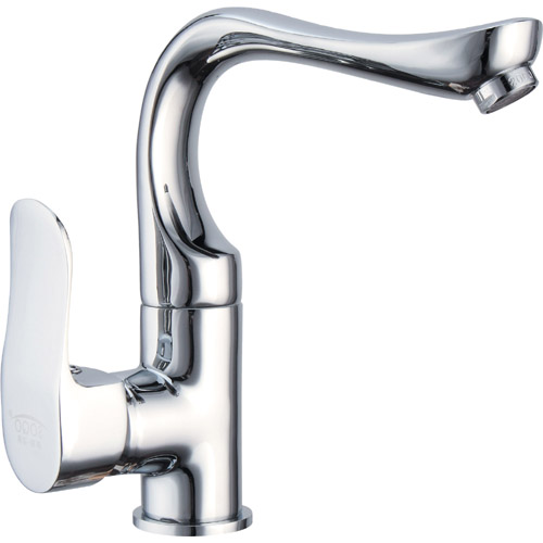 bathroom basin mixer single handle copper faucet 0705