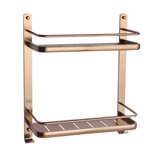 2 Tiers Bathroom Shelf STR-B6314