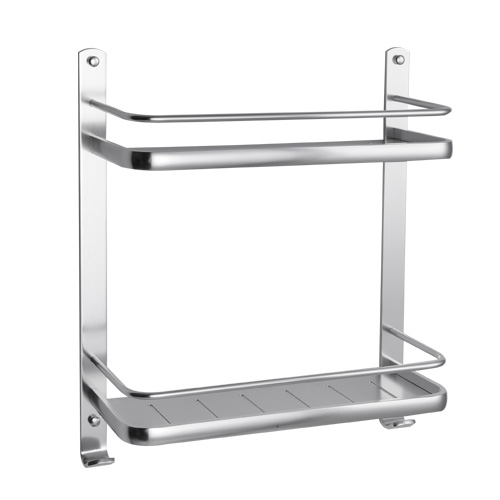 2 Tiers Bathroom Shelf STR-B6414